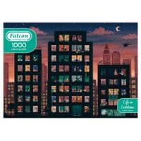 Life in Lockdown - 1000 Pieces|Yorkshire Jigsaw Store